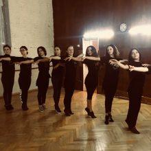 ქართული ცეკვის ანსამბლი